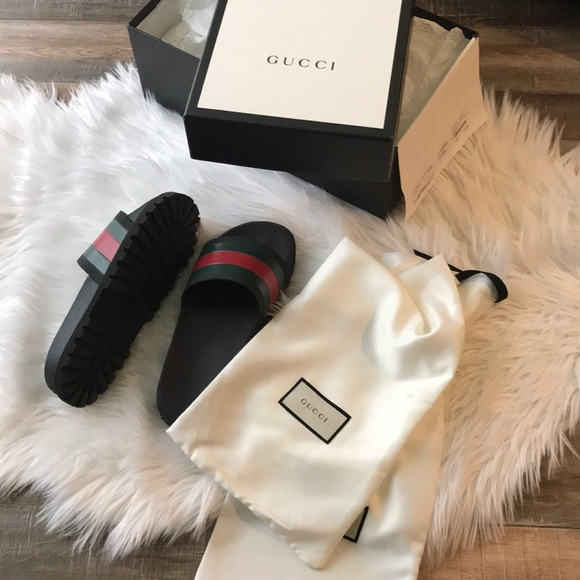 Gucci Shoes - Gucci slides